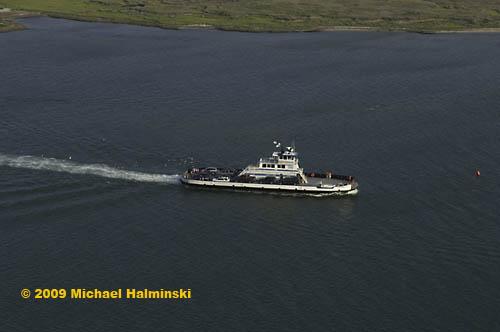 ocracoke-ferry